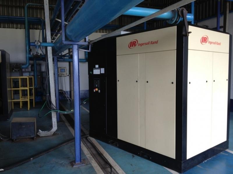Alugar Compressor de Parafuso Santos - Compressor Rotativo de Parafuso