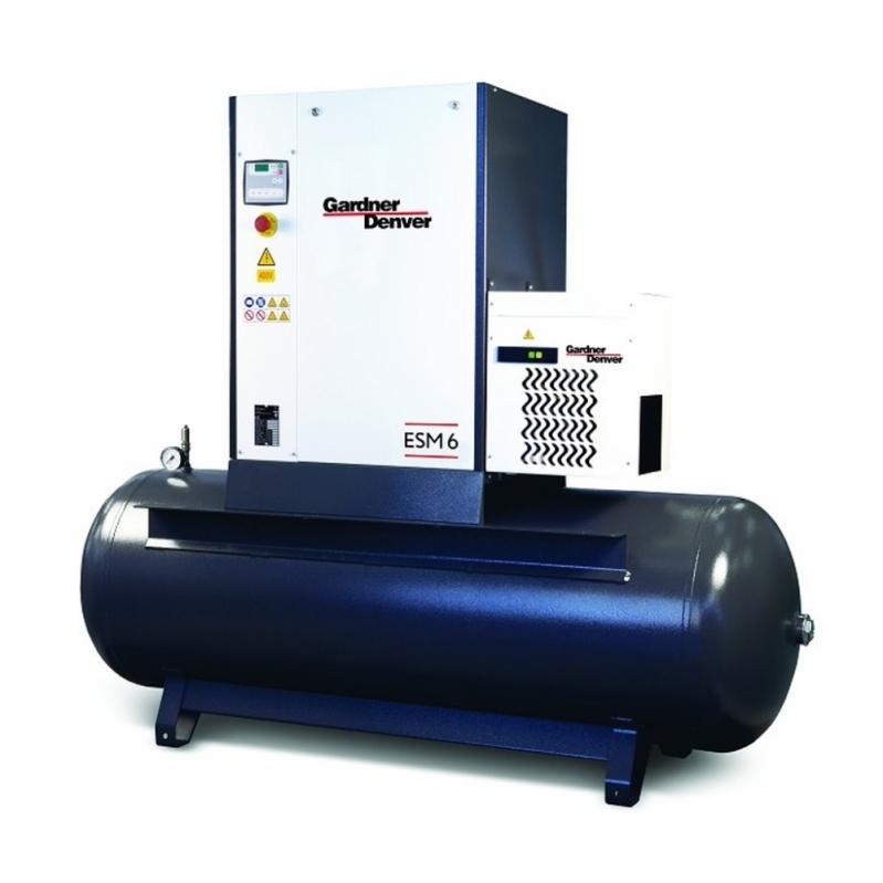Compressor de Ar a Parafuso Sumaré - Compressor de Ar Tipo Parafuso