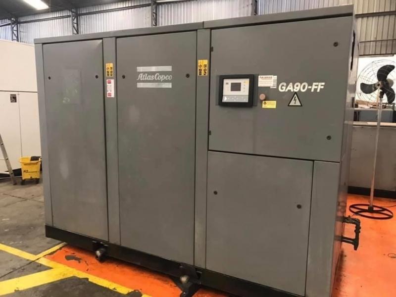 Compressor de Ar Grande Industrial Aluguel Itu - Compressor de Ar Industrial