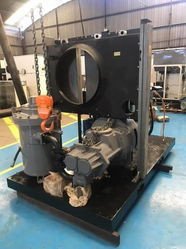 Compressor de Parafuso Duplo Preço Alagoas - Compressor Parafuso Atlas Copco