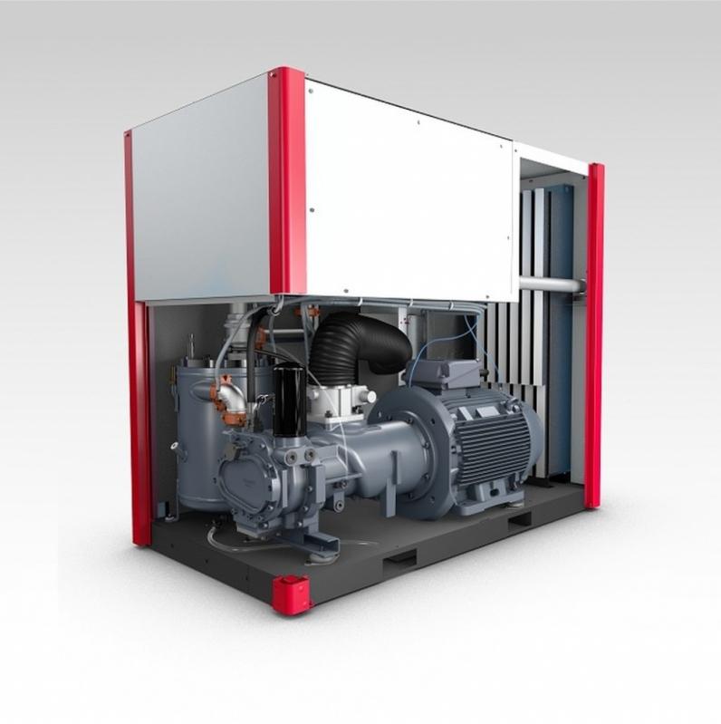Compressor de Refrigeração Industrial Ibitinga - Compressor de Ar Industrial