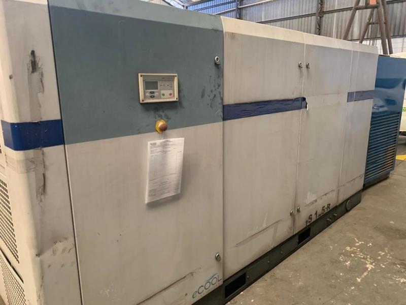 Compressor Industrial Grande Jaguariúna - Compressor de Ar Grande Industrial