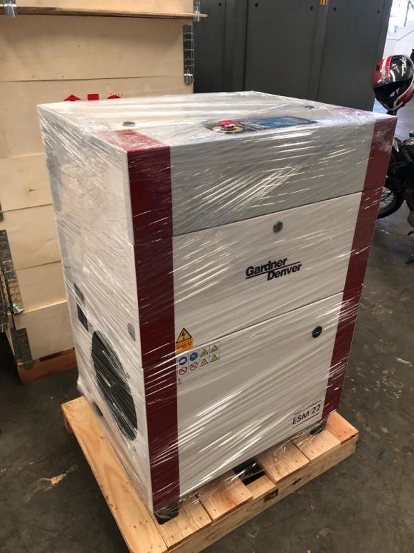 Compressor Industrial Melhor Preço Conchas - Compressor Refrigeração Industrial