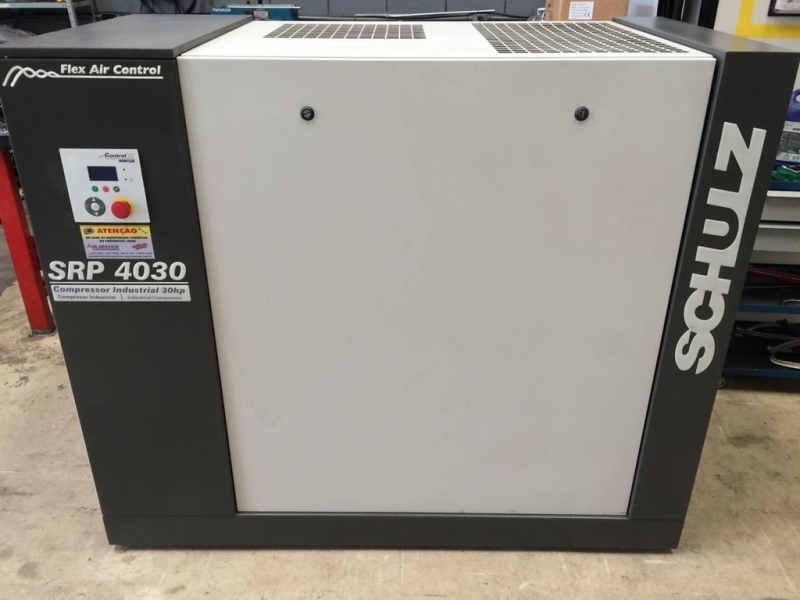 Compressores Ar Comprimido Itatiba - Compressor de Ar Tipo Parafuso