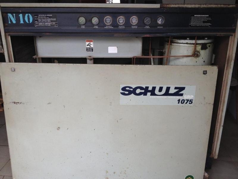 Compressores Ar Parafuso Poços de Caldas - Compressor de Ar Schulz Parafuso