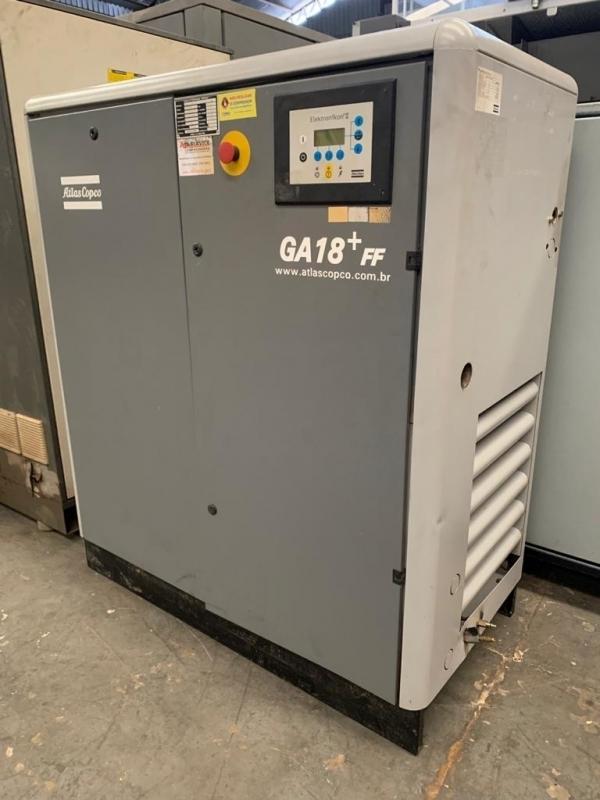 Compressores de Ar a Parafuso Ibitinga - Compressor de Ar a Parafuso