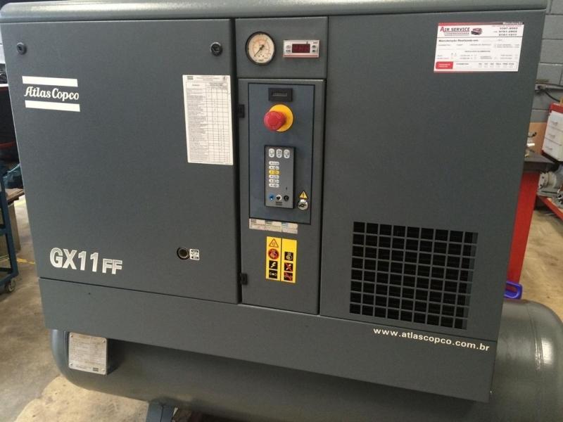 Compressores de Ar Industrial Parafuso Cerquilho - Compressor de Refrigeração Industrial