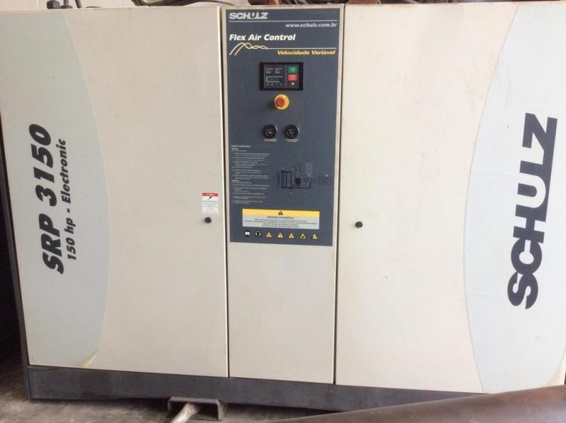 Compressores de Ar Industrial Schulz Valinhos - Compressor Refrigeração Industrial