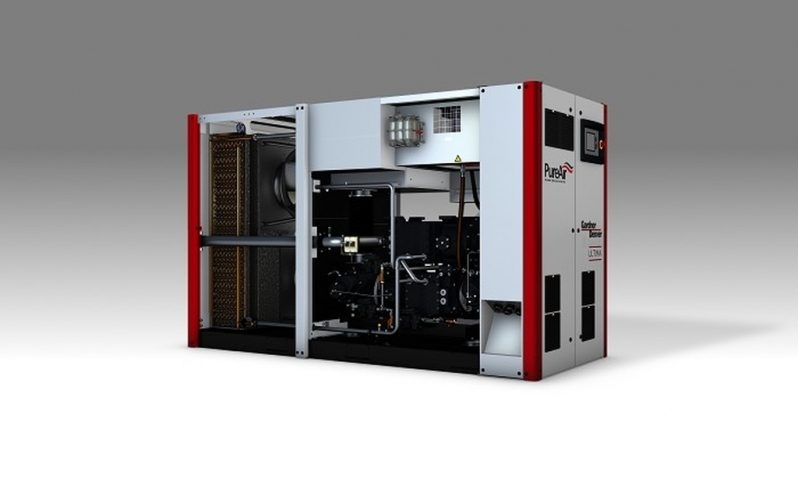 Compressores de Ar Parafuso Indaiatuba - Compressor do Ar