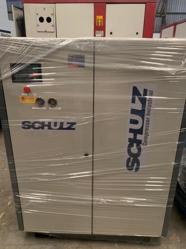 Compressores de Ar Schulz Parafuso Itupeva - Compressor de Ar Tipo Parafuso