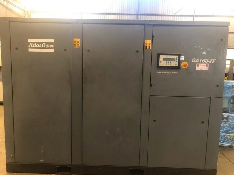 Compressores Industrial Parafuso Louveira - Compressor Refrigeração Industrial