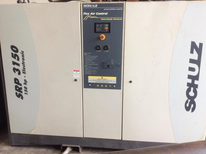 Compressores Schulz Industrial Valinhos - Compressor de Refrigeração Industrial