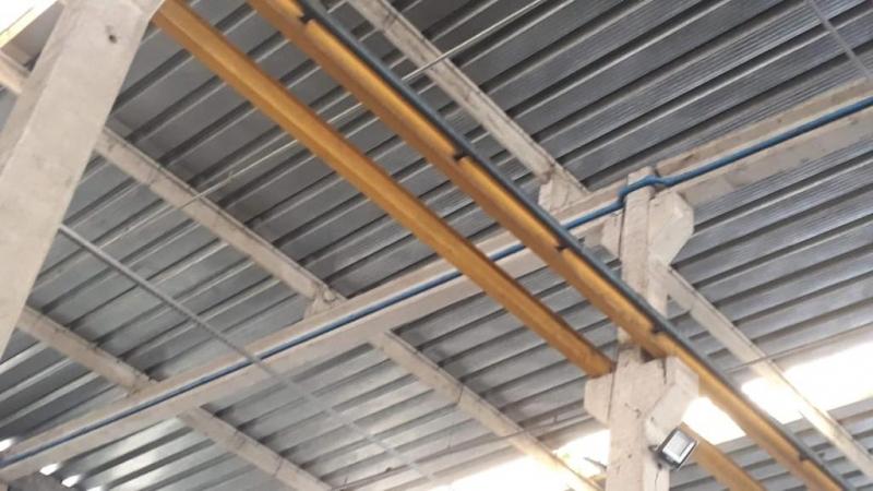 Empresa de Rede de Ar Comprimido em Pvc Campo Grande - Rede de Ar Comprimido Industrial