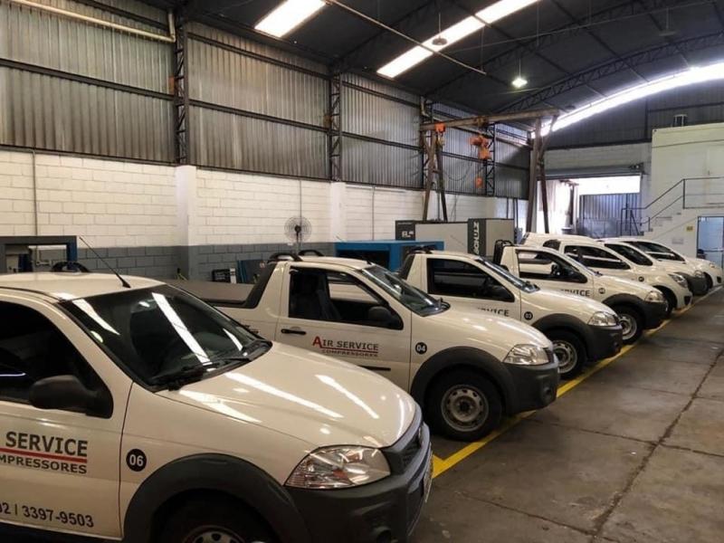 Empresa para Manutenção Compressor de Ar Avaré - Manutenção Compressor de Ar