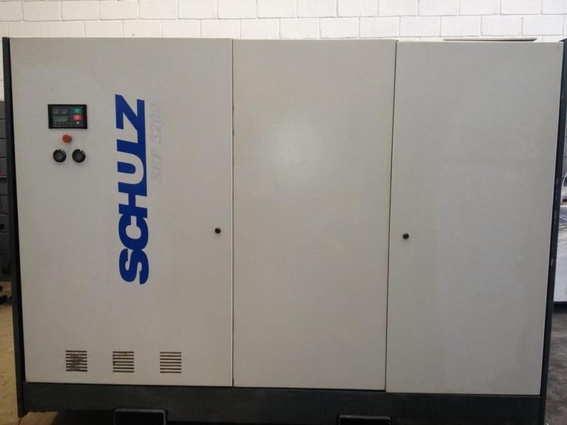 Locação Compressor a Parafuso Porto Ferreira - Compressor Rotativo de Parafuso