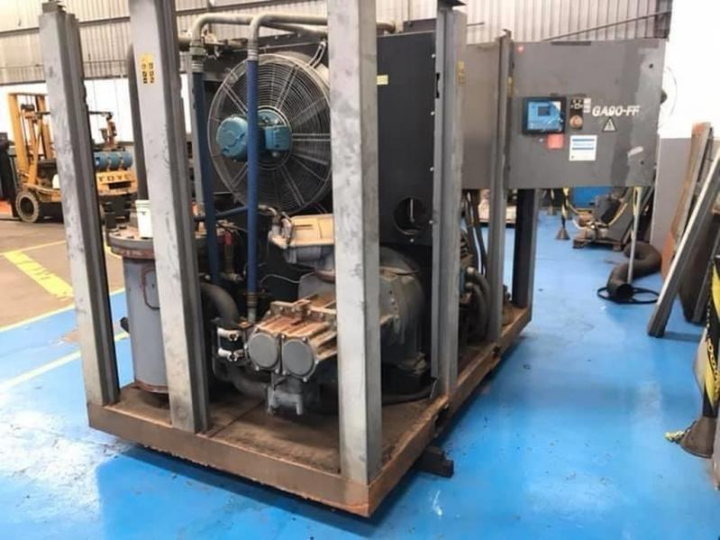 Manutenção em Compressor de Ar Comprimido Orçamento Franco da Rocha - Manutenção em Compressor de Ar