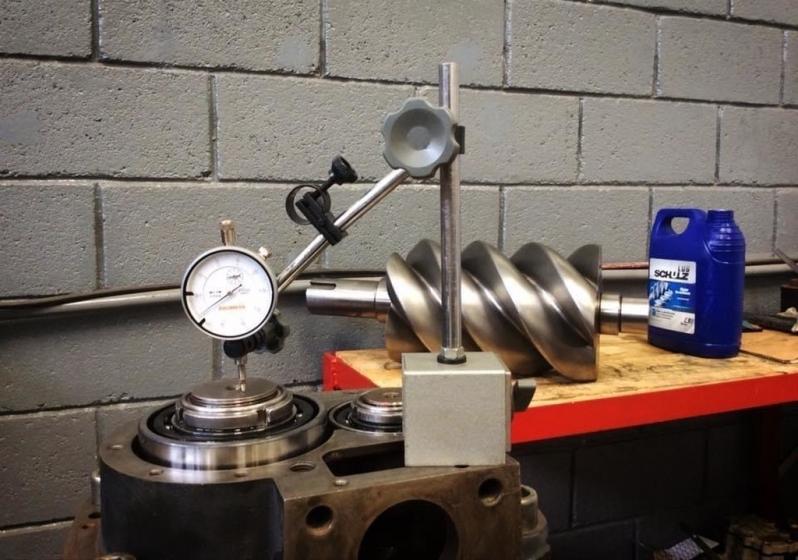 Manutenção no Cabeçote de Compressor Capivari - Manutenção Compressor