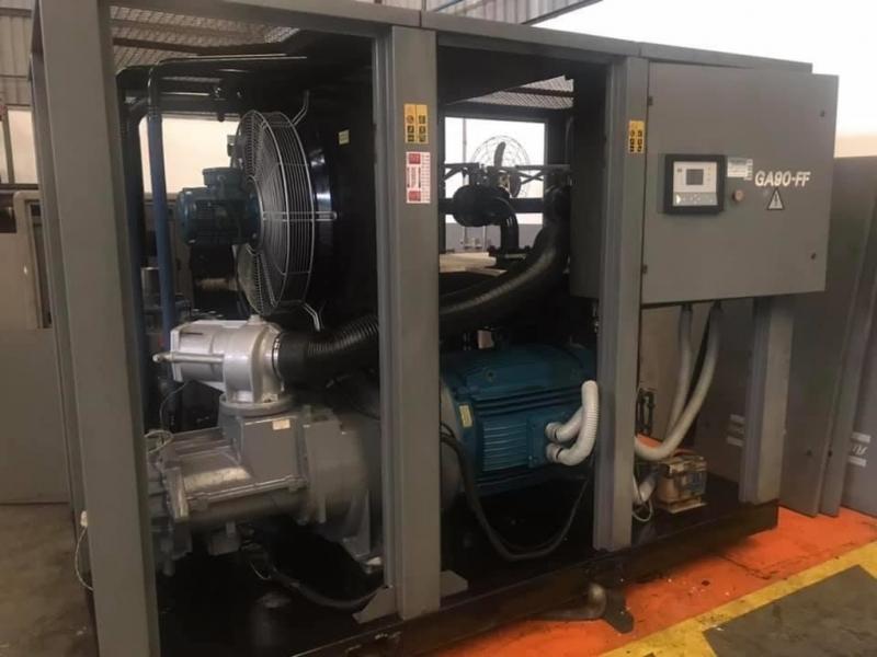 Manutenções em Compressores de Ar Comprimido Hortolândia - Manutenção de Compressor de Ar