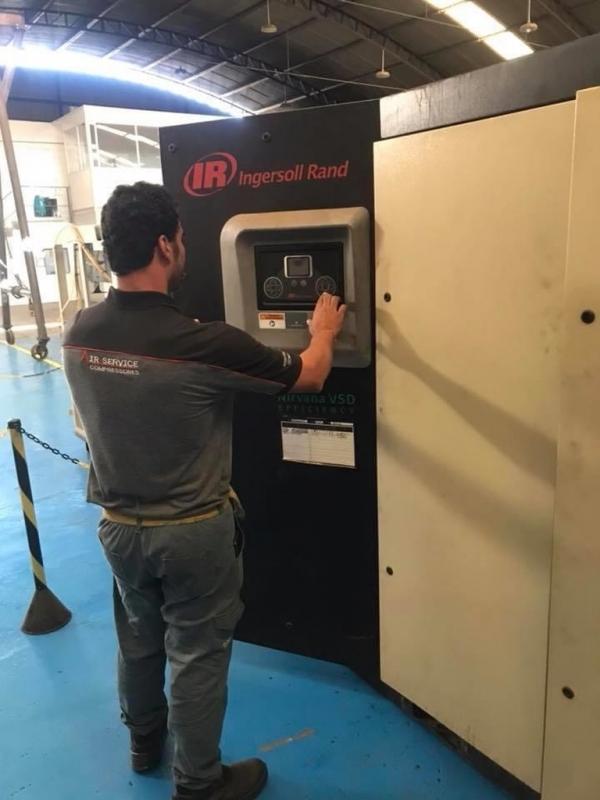 Manutenções em Compressores de Ar Santana de Parnaíba - Manutenção de Compressor de Ar