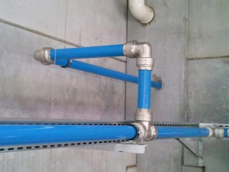 Preço de Rede de Ar Comprimido em Aluminio Barueri - Rede de Ar Comprimido em Ppr