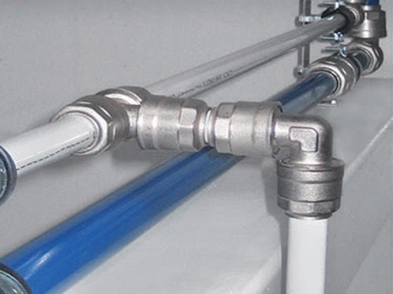 Rede de Ar Comprimido em Aluminio Bom Jesus dos Perdões - Rede de Ar Comprimido Circuito Aberto