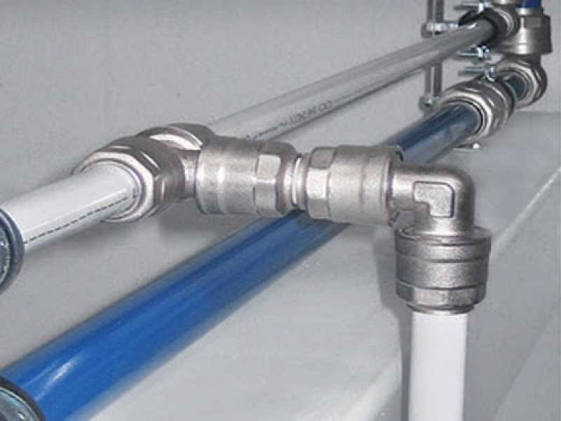 Rede de Ar Comprimido para Oficina Salto - Rede de Ar Comprimido Circuito Aberto
