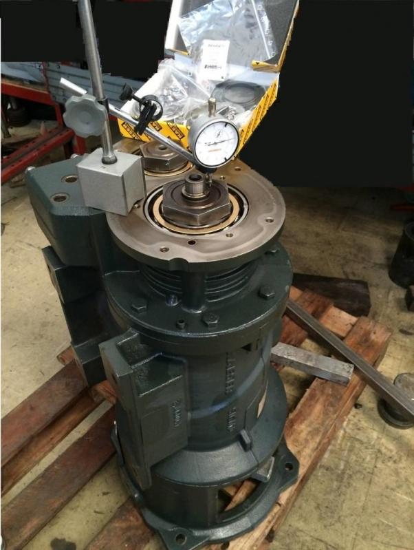 Serviço de Manutenção no Cabeçote de Compressor Indaiatuba - Manutenção de Compressor de Ar