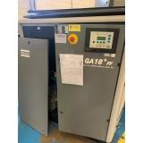 compressor de ar comprimido usado preço Itupeva