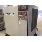 compressor de ar de parafuso schulz Jumirim