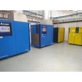 compressor de ar industrial melhor preço Cajamar