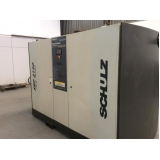 compressor de ar industrial parafuso Monte Mor