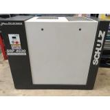 compressor de ar industrial schulz aluguel Jaú