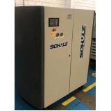 compressor de ar parafuso schulz preço Diadema