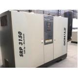 compressor de ar schulz usado preço Jaú