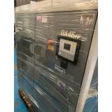 compressor de parafuso usado preço Rio Claro