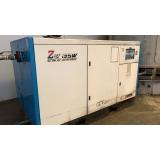 compressor parafuso usado schulz Leme