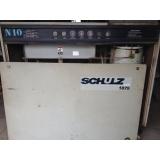 compressores ar parafuso Poços de Caldas