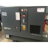 compressores de ar industrial parafuso Jumirim
