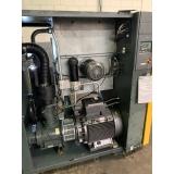 compressores parafuso usado Tapiratiba