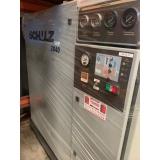 compressor de ar parafuso usado