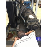 empresa para manutenção compressor parafuso Itatiba
