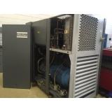 empresa para manutenção em compressor de ar comprimido Santana de Parnaíba