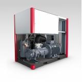 locação compressor parafuso refrigeração Jaú