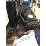 manutenção compressor MOGI-GUACU