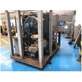 manutenção em compressor de ar comprimido orçamento Conchas