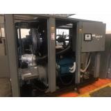 manutenções em compressores de ar comprimido Tatuí
