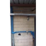 rede de ar comprimido em pvc valor Conchal