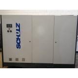 venda de compressor schulz usado Valinhos