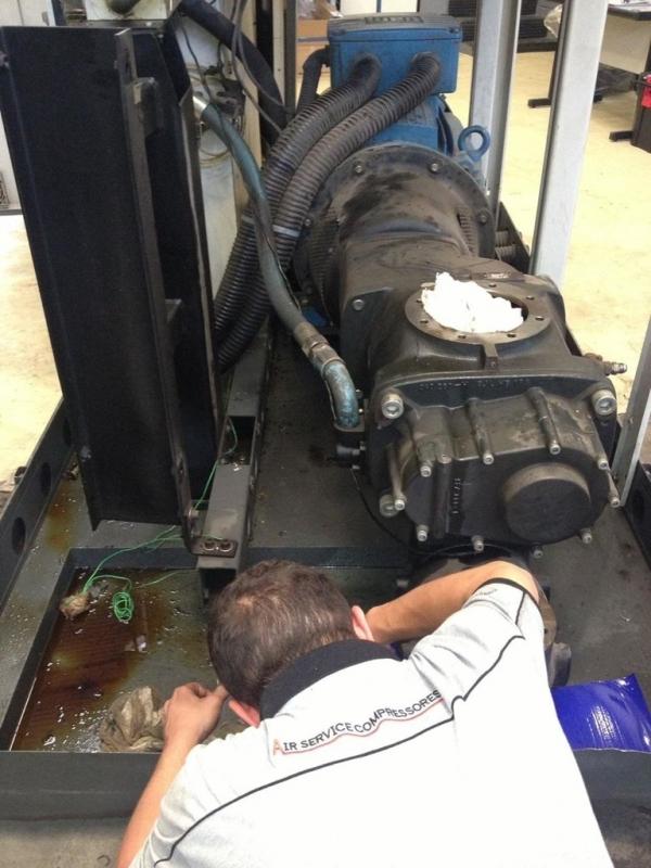 Unidade Compressora de Ar Boituva - Compressor de Ar Schulz Parafuso